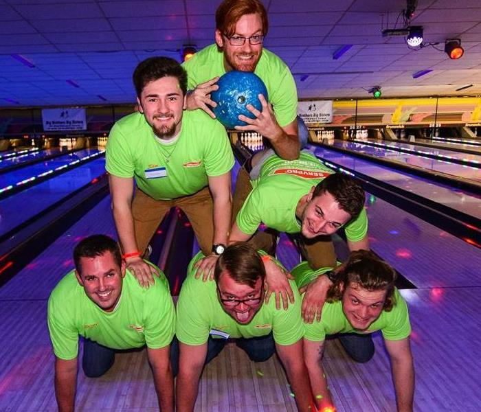 SERVPRO of Black Hawk County Bowling for Kids Sake, Big Brothers & Big Sisters Organization