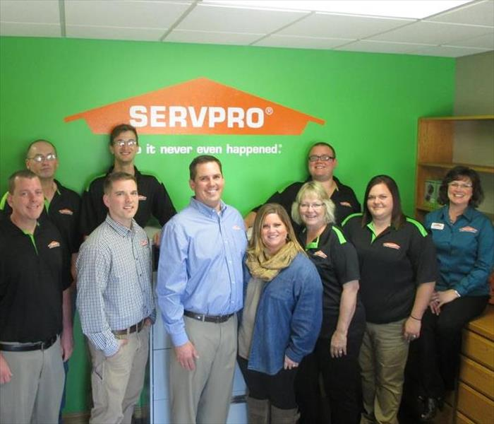 SERVPRO Open House event