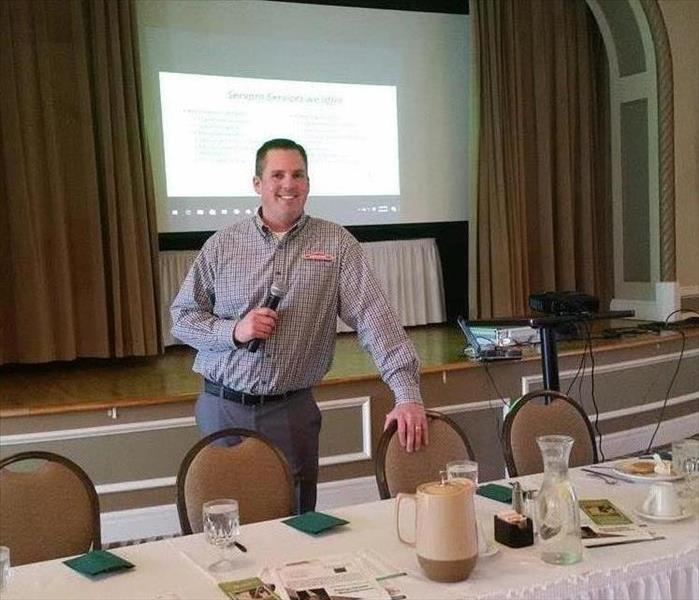 Northeast Iowa Realtor luncheon Continuing Education Class
