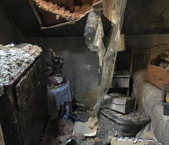 Fire Damage Smoke and Soot Damage Can Cause a Pervasive Odor in Your Home!